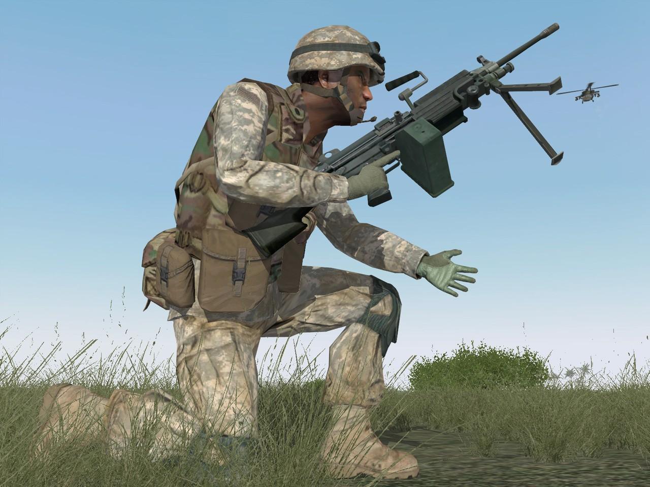 Bohemia Interactive: Studio, které zlepšilo herní průmysl - Kapitola čtvrtá - Arma, válčení pro novou generaci 4845