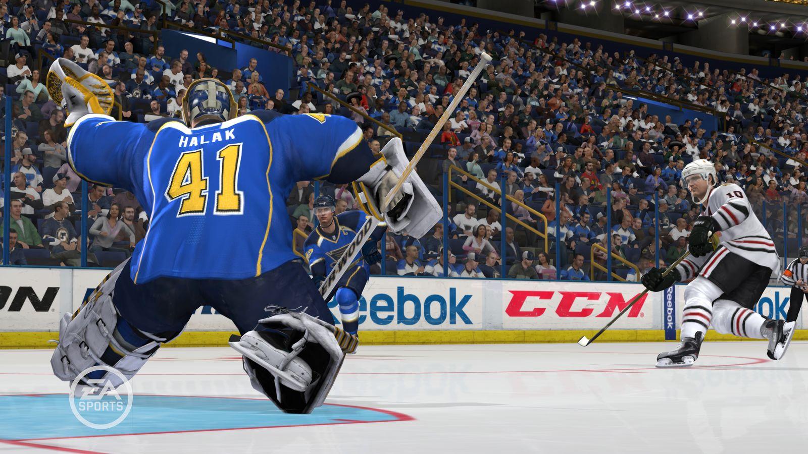 NHL 12 – o krok blíž k hokeji 48452