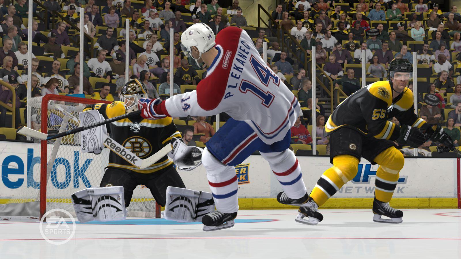 NHL 12 – o krok blíž k hokeji 48453