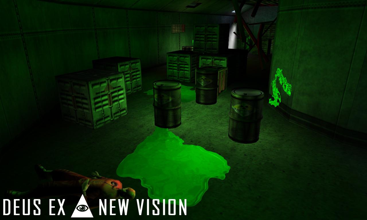 Deus Ex: New Vision ke stažení 48554