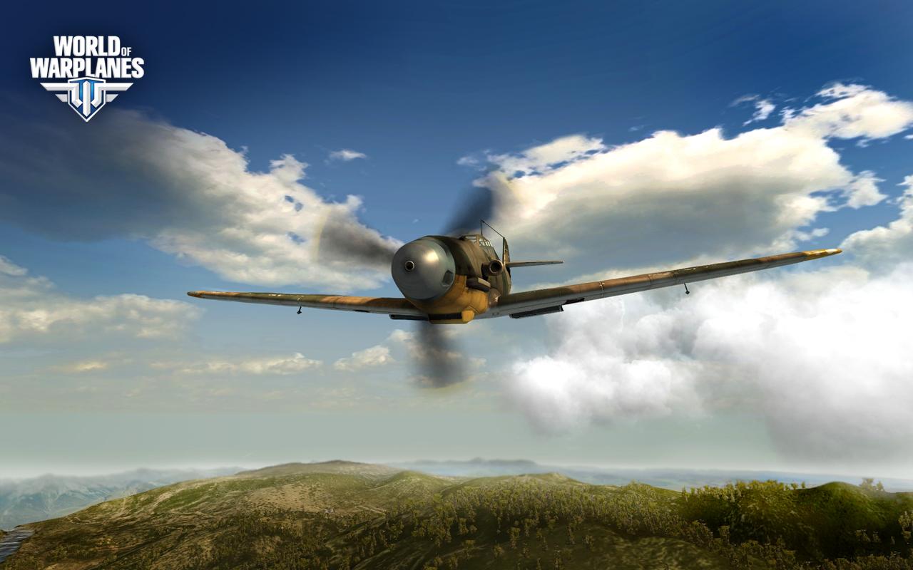 Premiérové obrázky z World of Warplanes 48580
