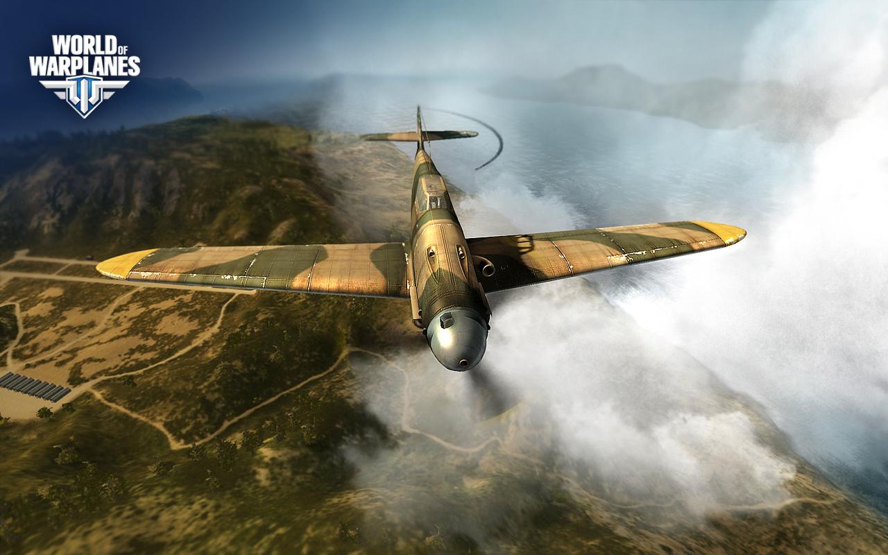 Premiérové obrázky z World of Warplanes 48581