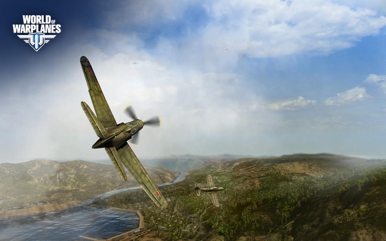 Premiérové obrázky z World of Warplanes 48582