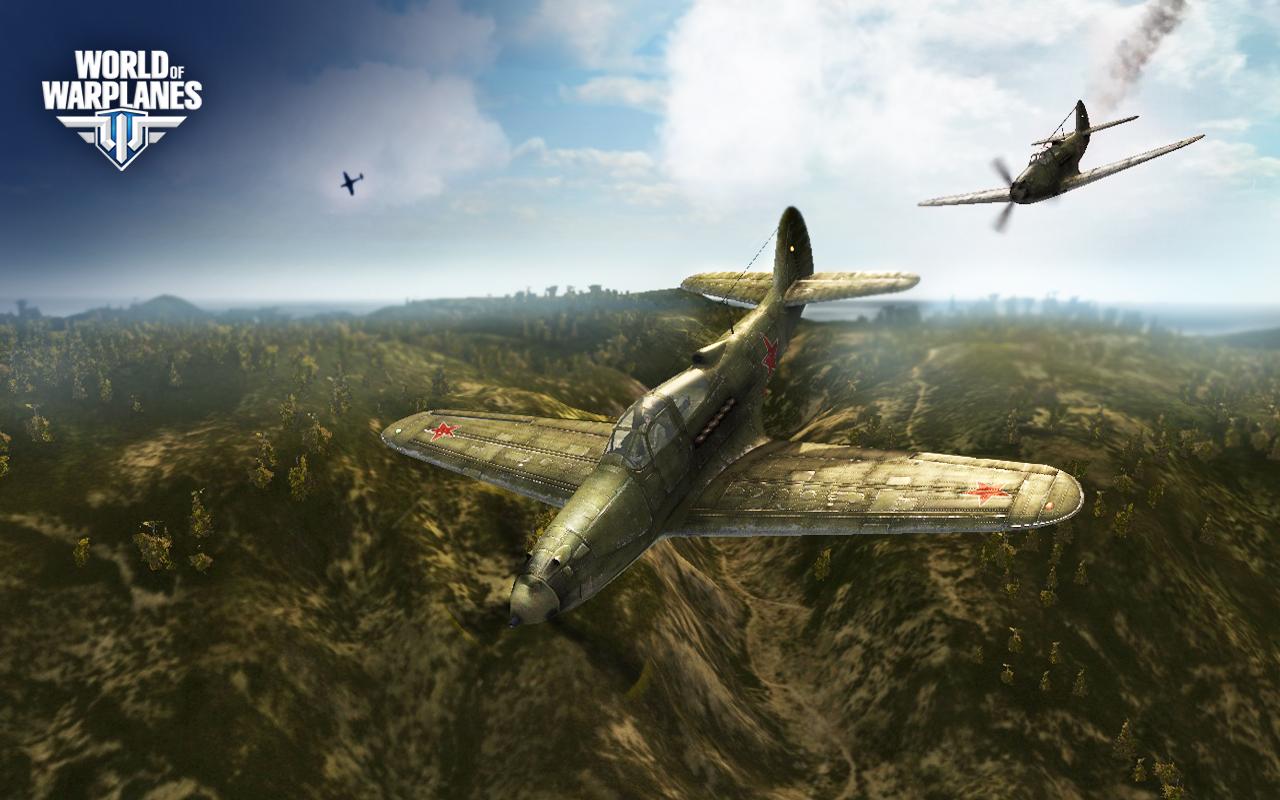 Premiérové obrázky z World of Warplanes 48584