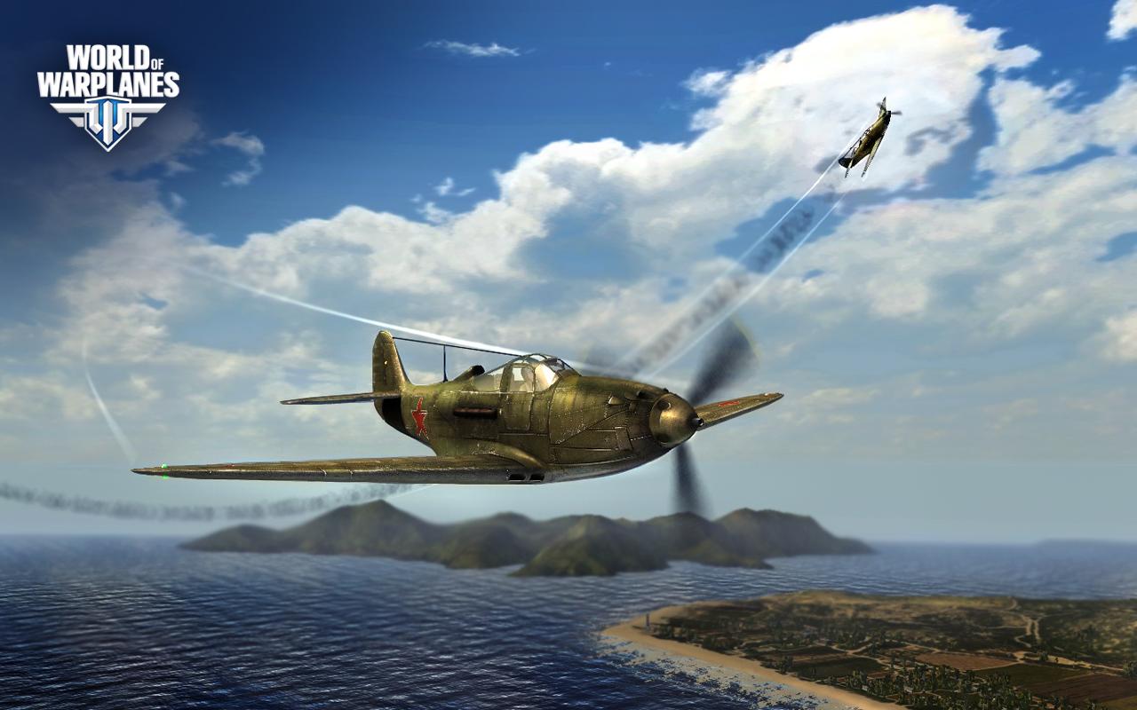 Premiérové obrázky z World of Warplanes 48585