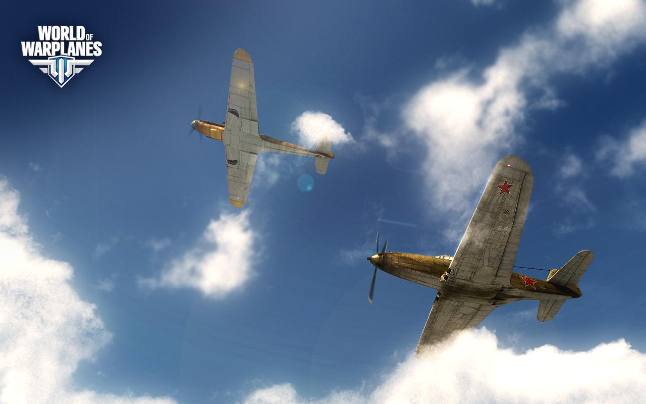 Premiérové obrázky z World of Warplanes 48586