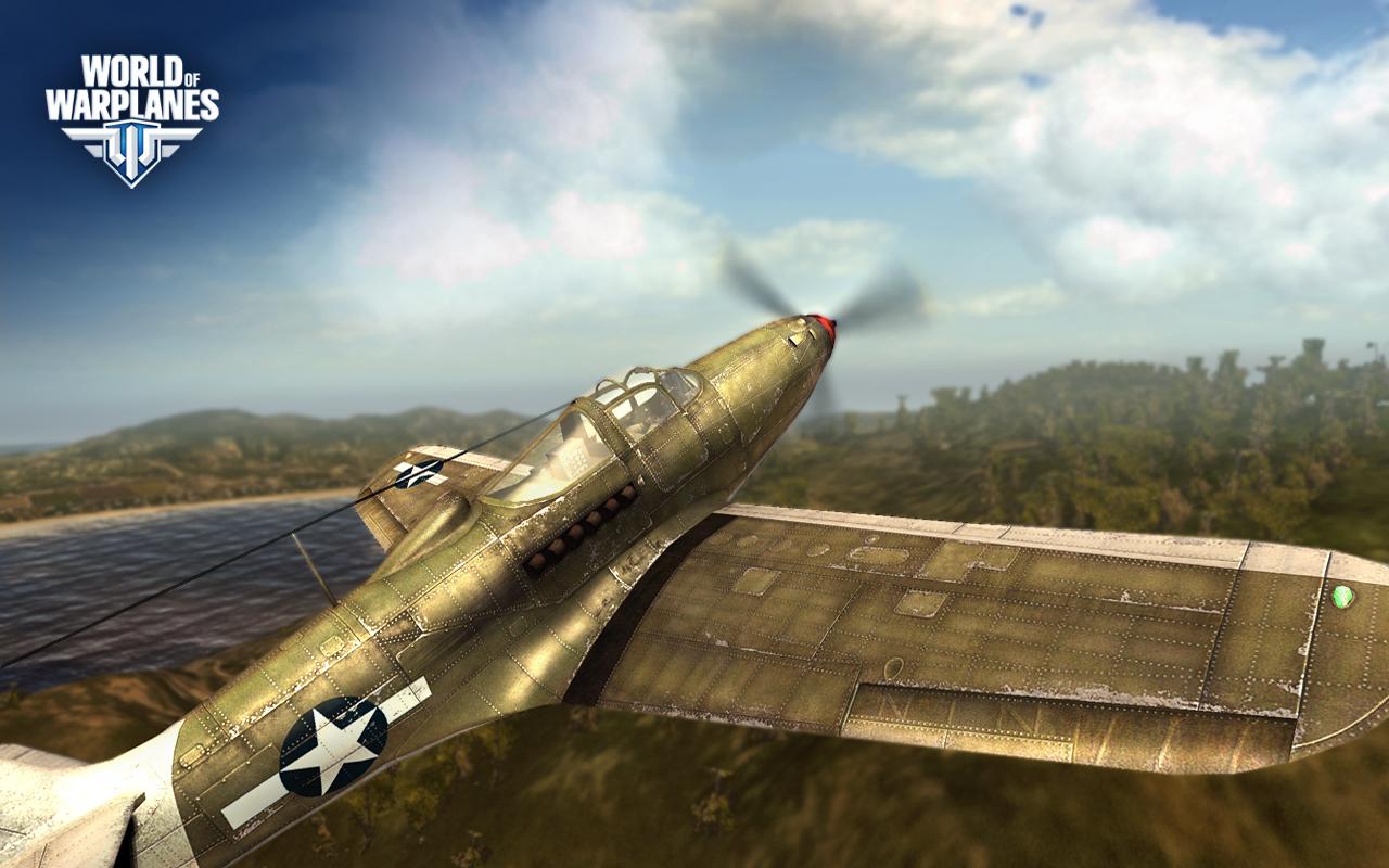 Premiérové obrázky z World of Warplanes 48587