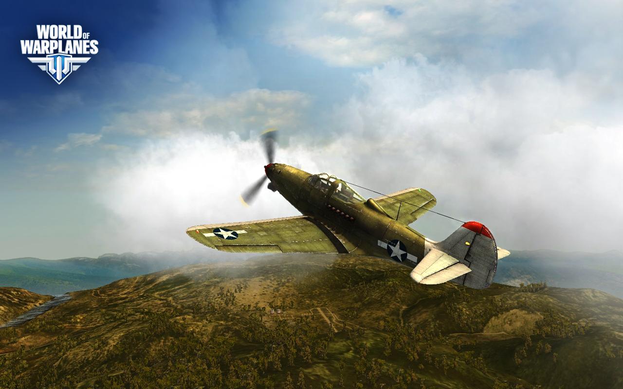 Premiérové obrázky z World of Warplanes 48588