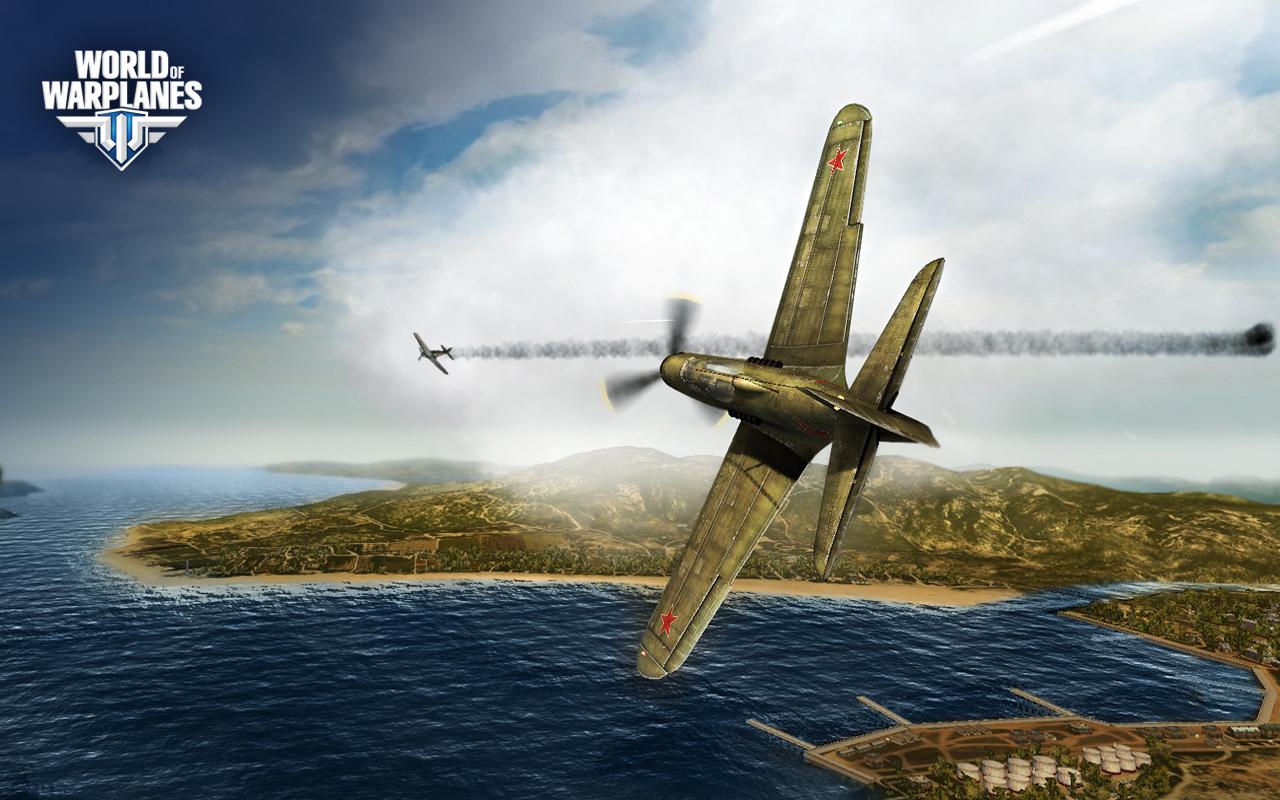 Premiérové obrázky z World of Warplanes 48589