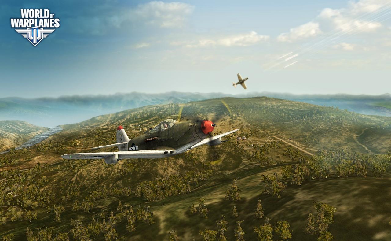 Premiérové obrázky z World of Warplanes 48590