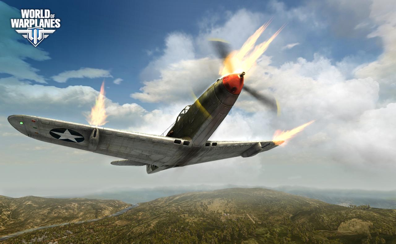 Premiérové obrázky z World of Warplanes 48591