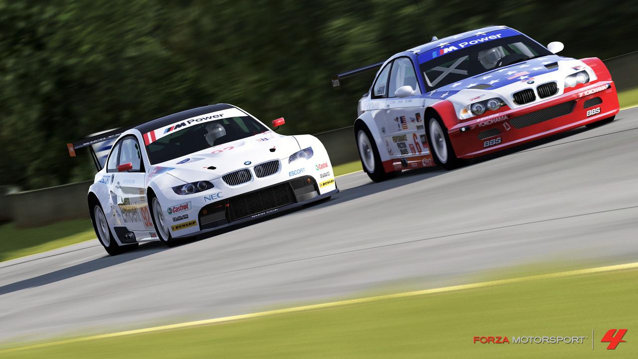 Forza 4 slaví licenci Le Mans 48599