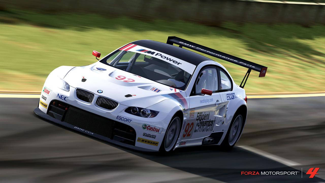 Forza 4 slaví licenci Le Mans 48600