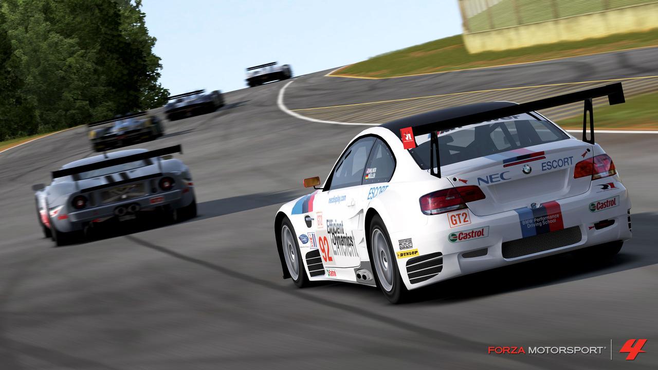 Forza 4 slaví licenci Le Mans 48601