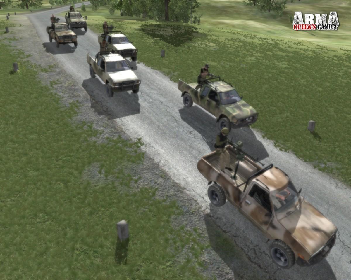 Bohemia Interactive: Studio, které zlepšilo herní průmysl - Kapitola čtvrtá - Arma, válčení pro novou generaci 4862