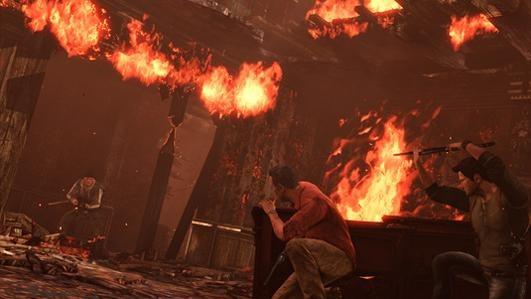 Uncharted 3: Drake's Deception – potřetí a lép..stejně 48620