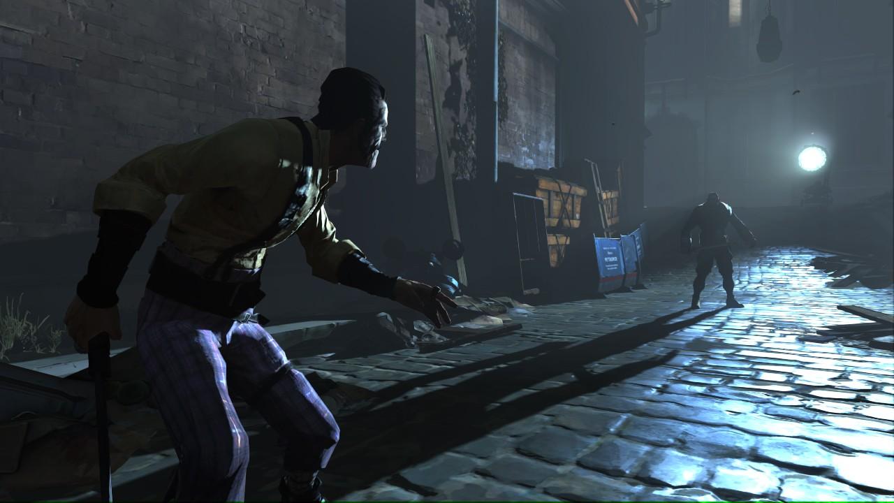 Dishonored - kreativní hraní na vraha 48669
