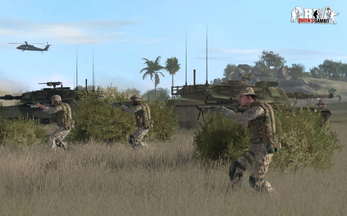 Bohemia Interactive: Studio, které zlepšilo herní průmysl - Kapitola čtvrtá - Arma, válčení pro novou generaci 4867