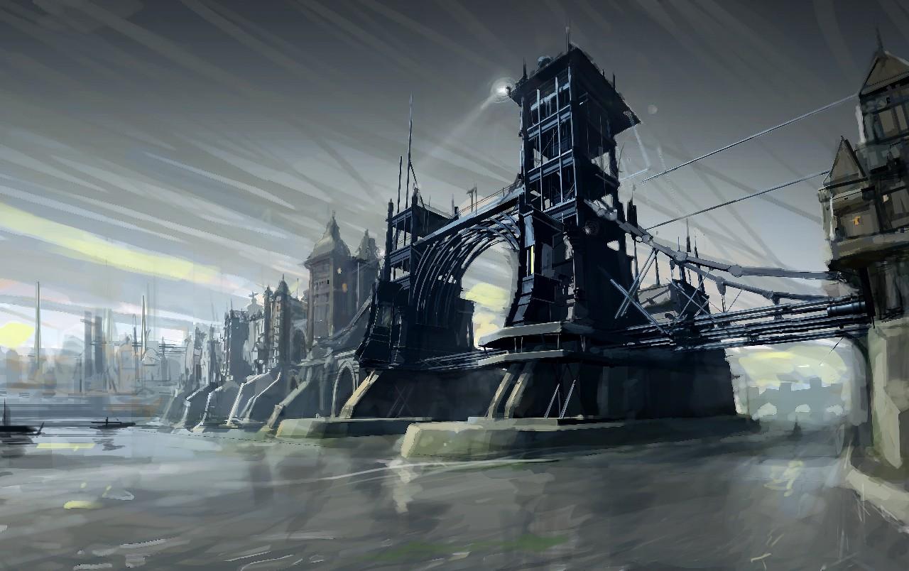 Dishonored - kreativní hraní na vraha 48670
