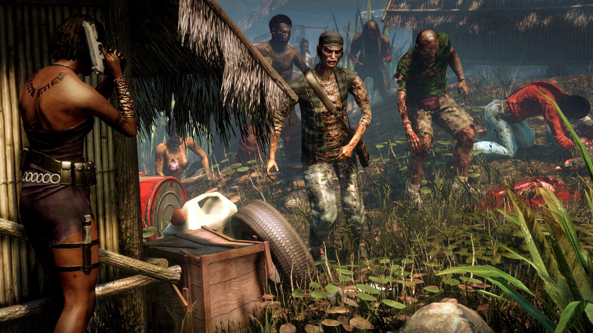 Purna z Dead Island se představuje 48673