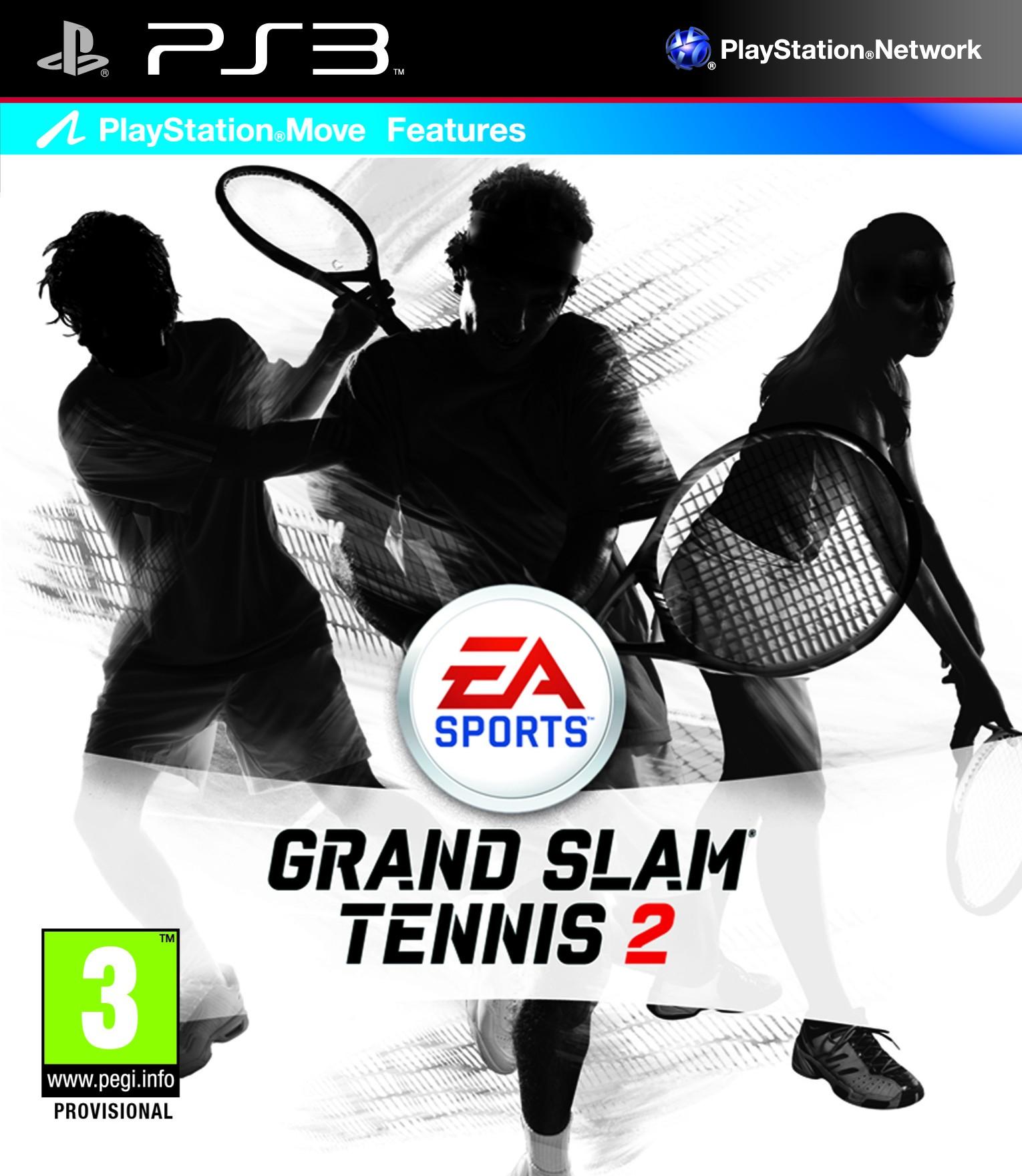 EA odhaluje Grand Slam Tennis 2 48699