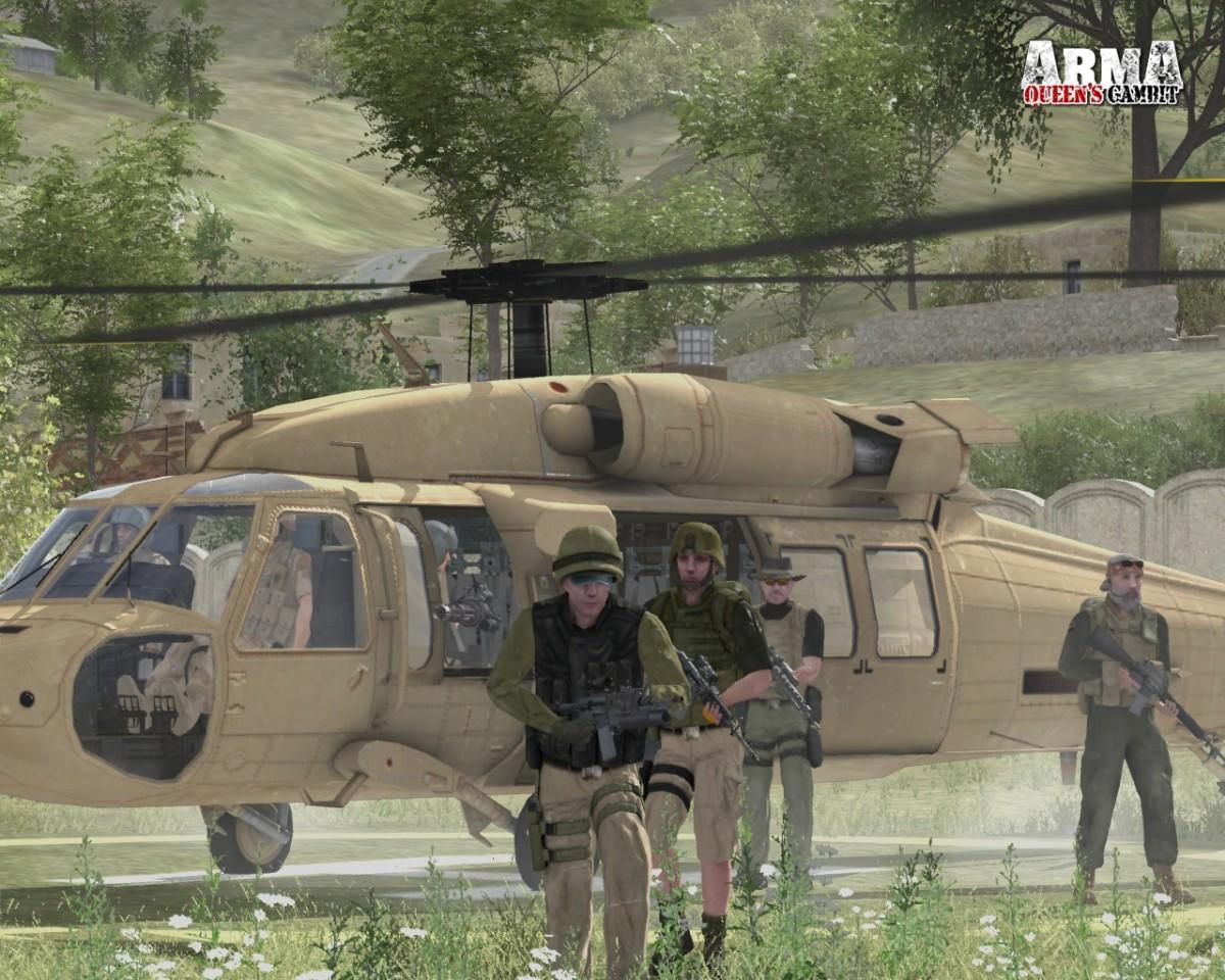 Bohemia Interactive: Studio, které zlepšilo herní průmysl - Kapitola čtvrtá - Arma, válčení pro novou generaci 4870