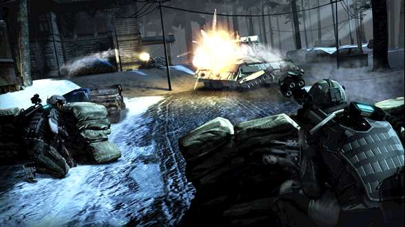 Ghost Recon: Future Soldier – Američané i v budoucnosti chrání celý svět! 488
