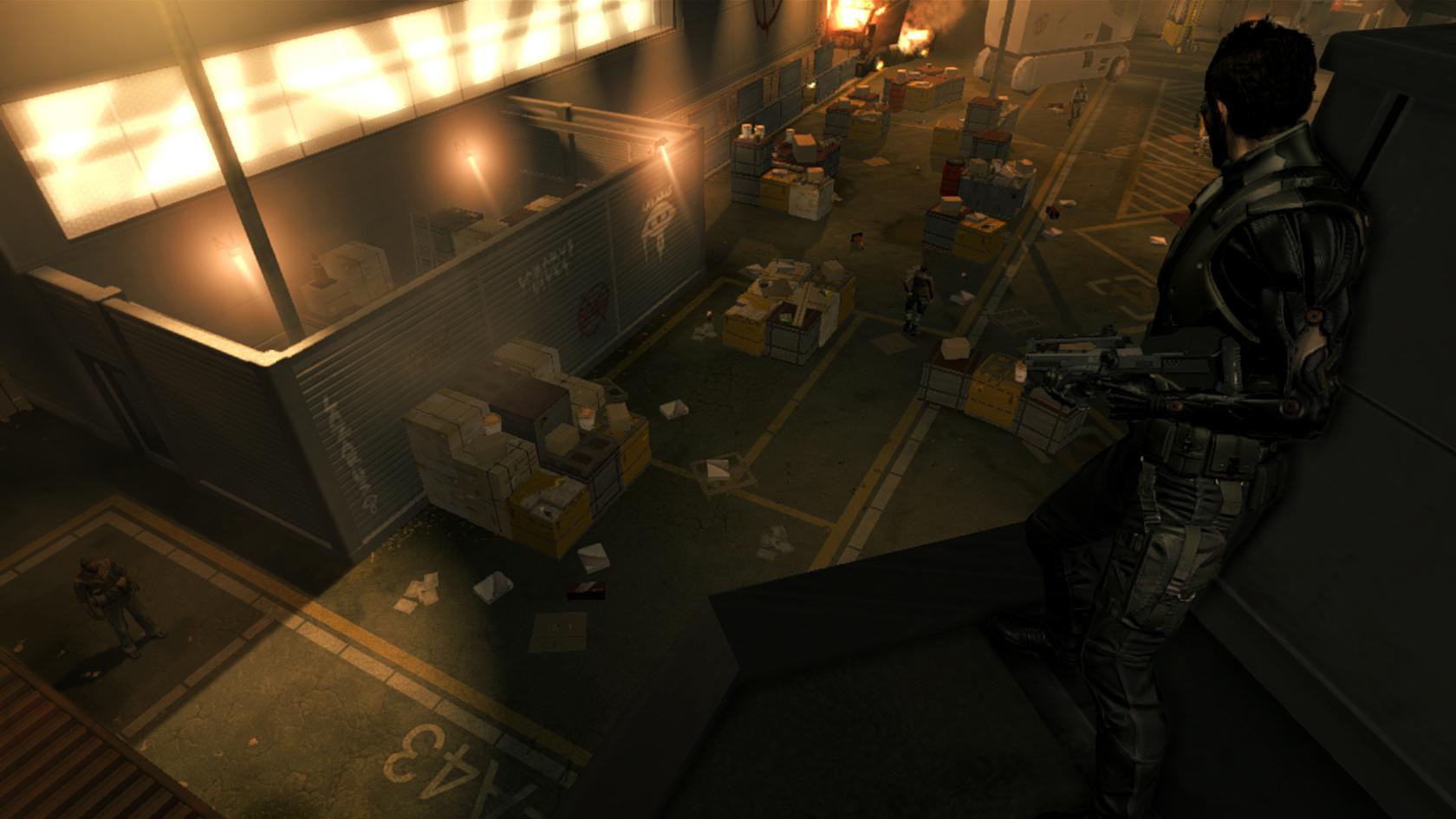 Deus Ex: Human Revolution vás donutí přemýšlet 48835