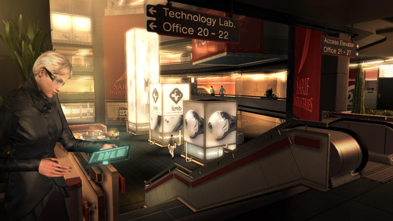 Deus Ex: Human Revolution – ve jménu svobody 48839