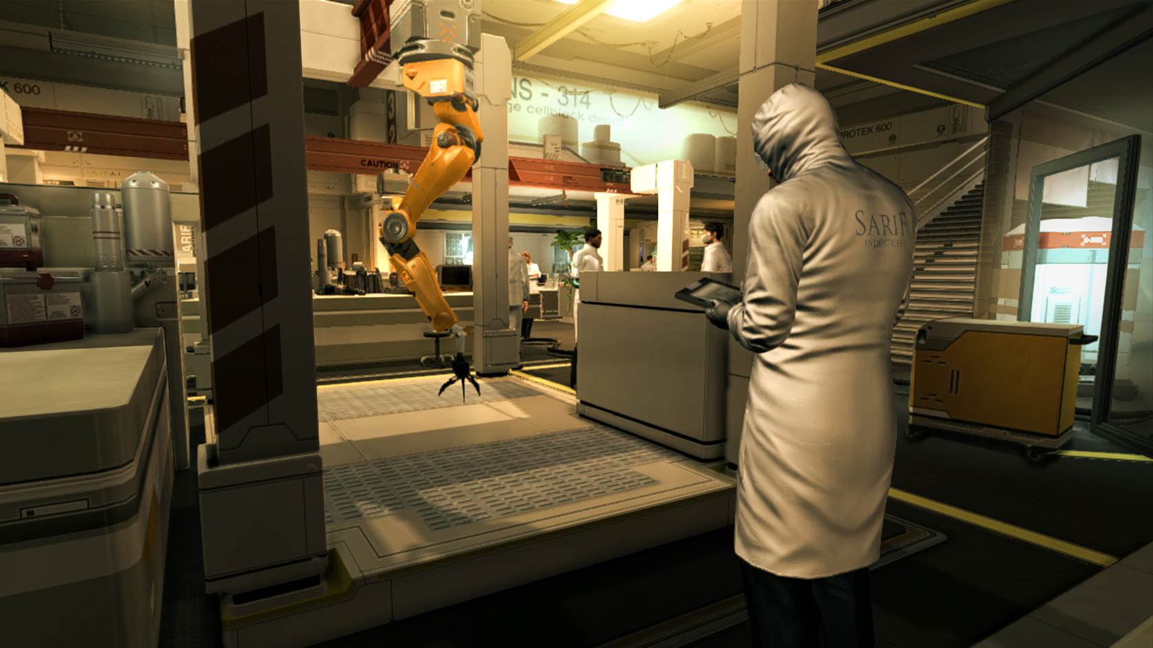 Deus Ex: Human Revolution je hlavně PC hra 48840