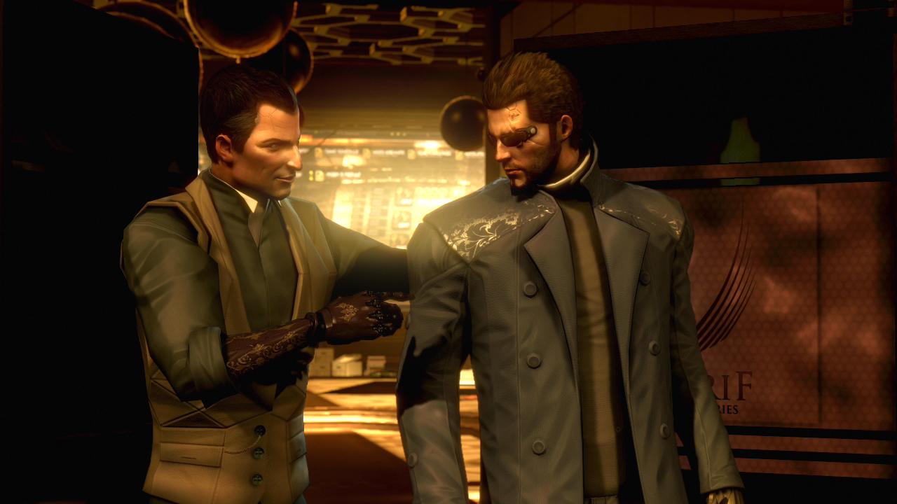 Deus Ex: Human Revolution je hlavně PC hra 48844