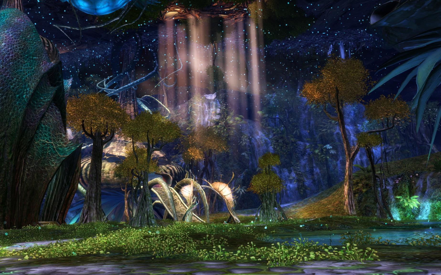 Uzavřená beta Guild Wars 2 má datum 48925