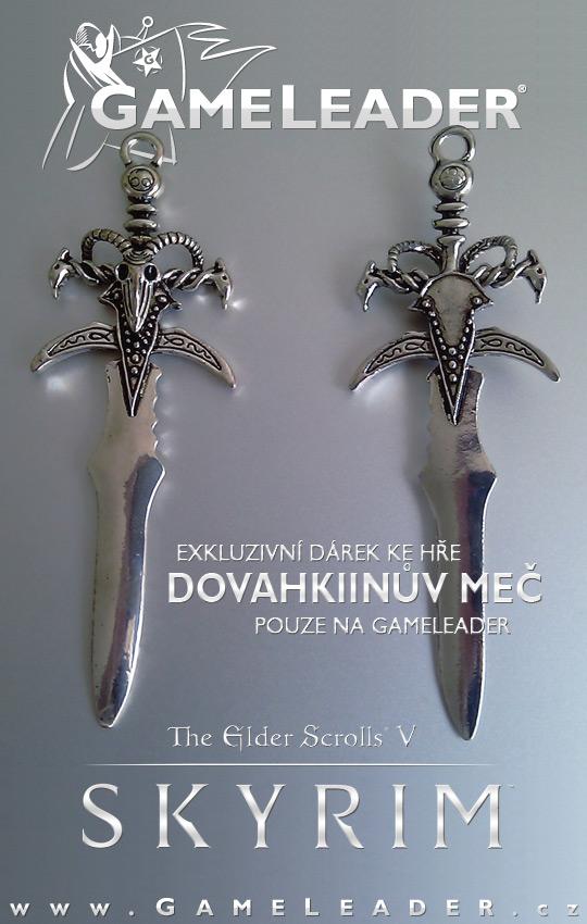 K Elder Scrolls V: Skyrim získáte Dovahkiinův meč 49100