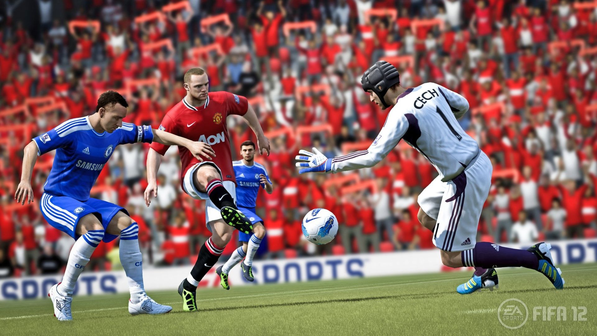 FIFA 12 – zpátky na trávník 49122