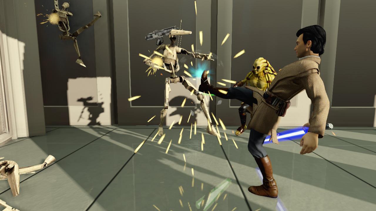 Kinect Star Wars – pociťte Sílu 49239