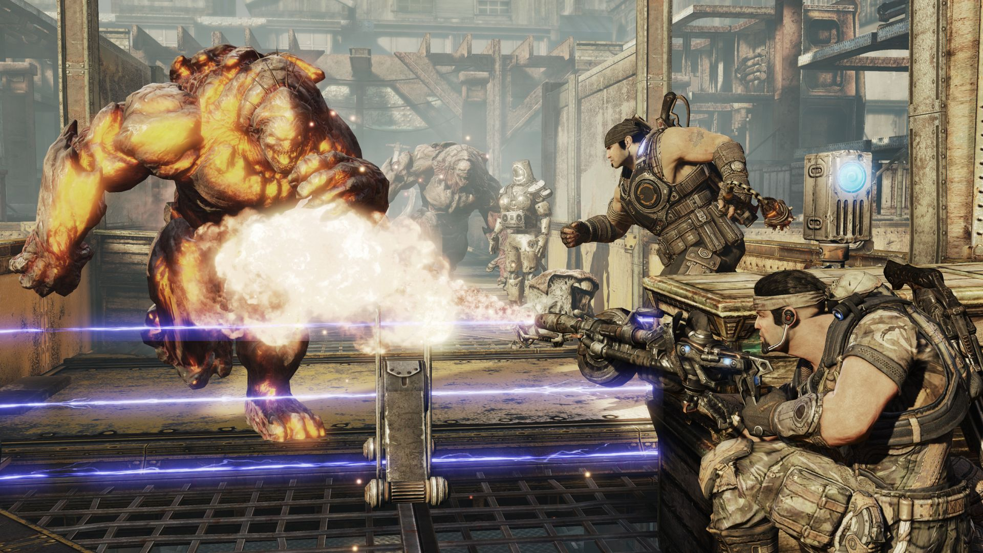 Update pro Gears of War 3 je venku 49264