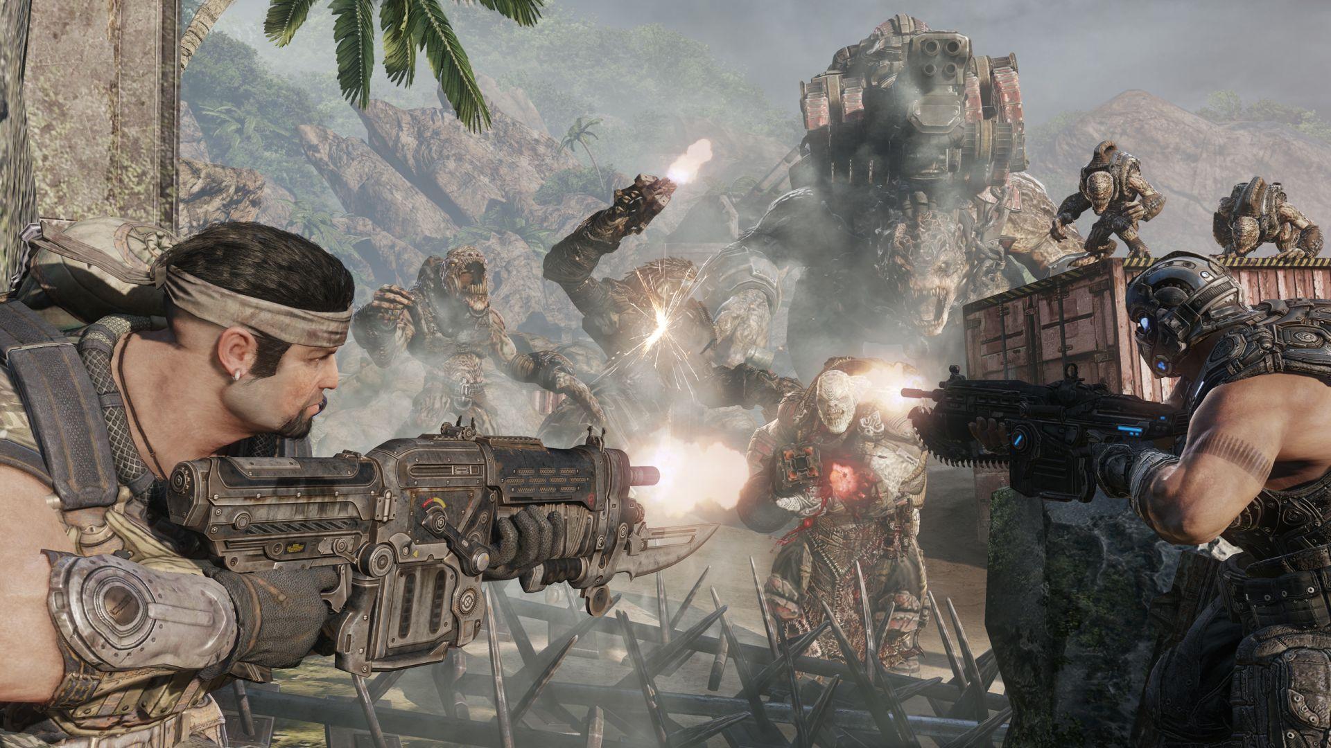 Update pro Gears of War 3 je venku 49267