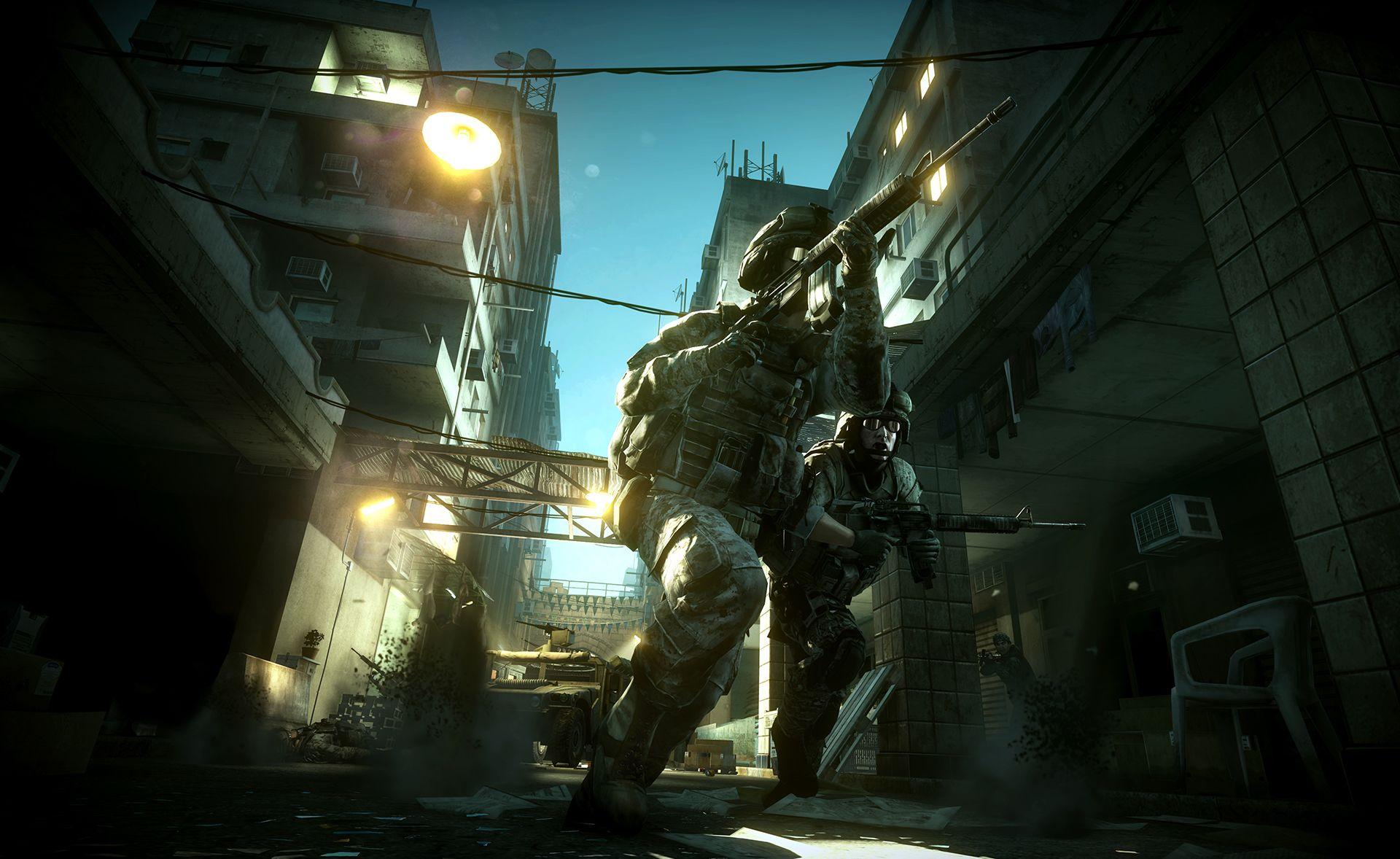Battlefield 3 odhaluje misi Operation Guillotine 49349