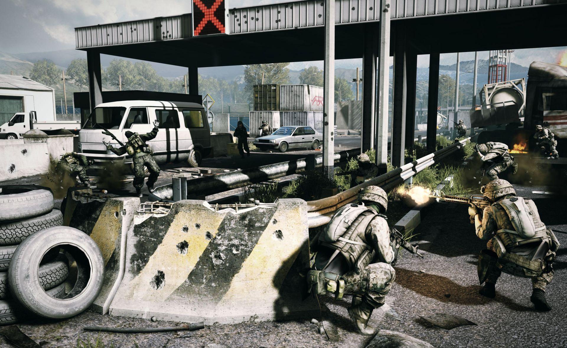 Battlefield 3 – multiplayer útokem 49351
