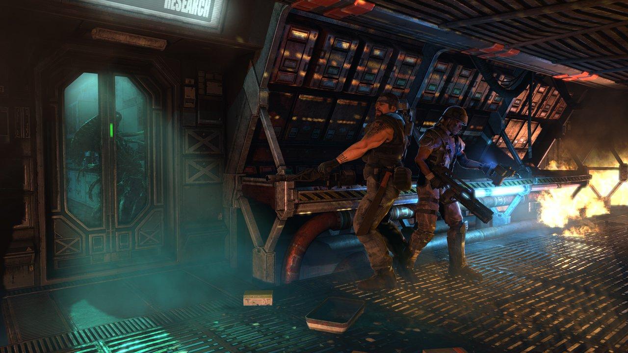 GC: Aliens: Colonial Marines – slintejte si tu kyselinu jinde! 49473