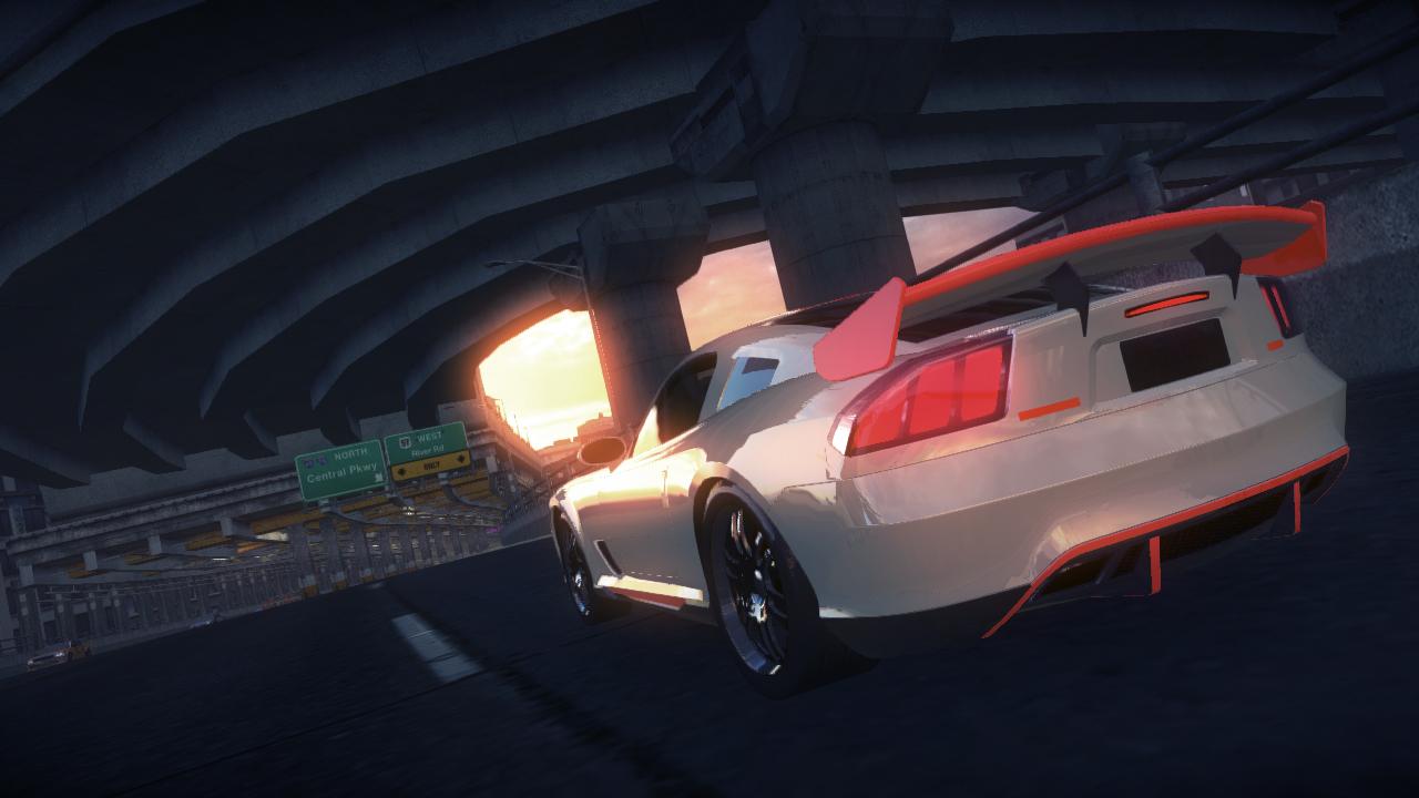 GC: Obrázky z Ridge Racer Unbounded 49601