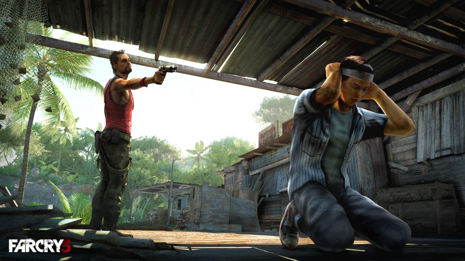 Far Cry 3 v čerstvých detailech 49614