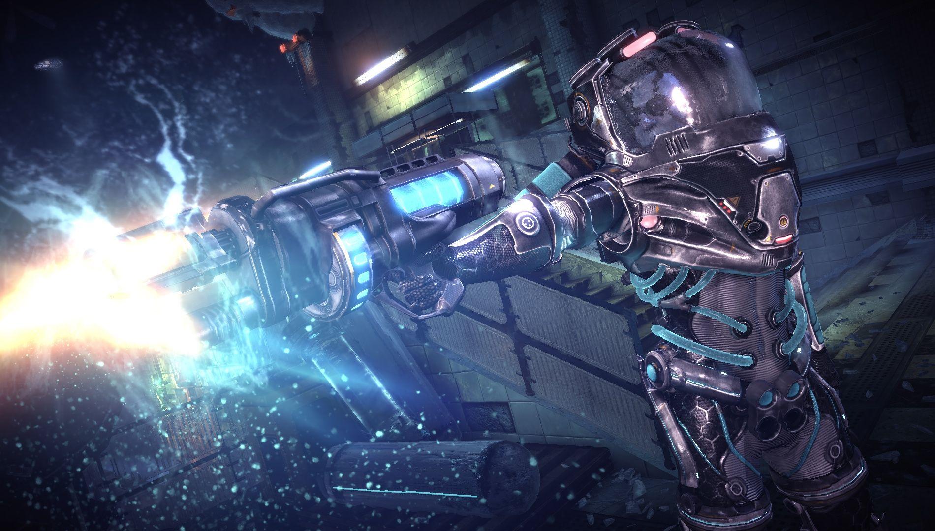 Batman: Arkham City – souboje, Mr. Freeze a příběh 49620