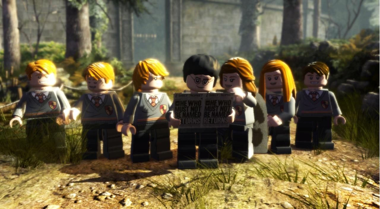 GC: Obrázky z LEGO Harry Potter: Years 5-7 49687