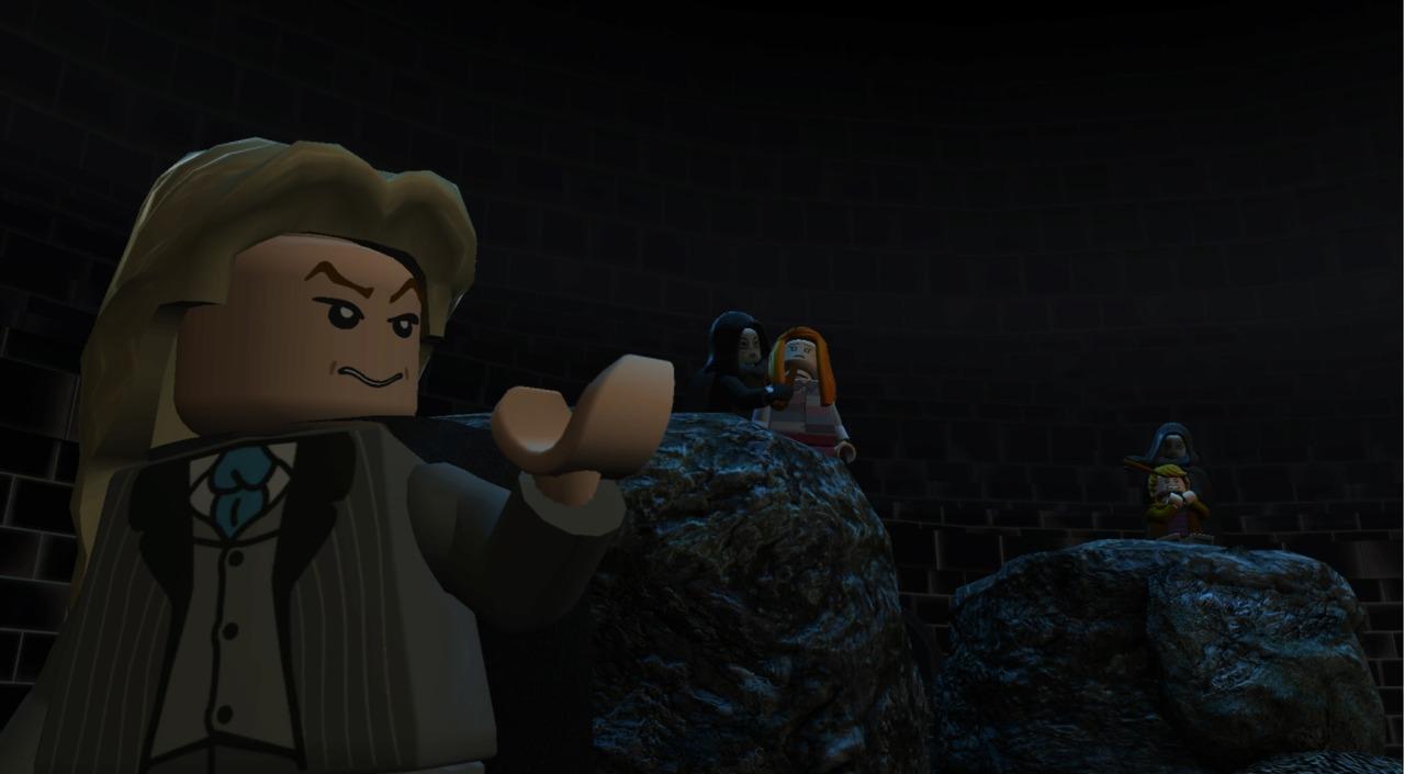GC: Obrázky z LEGO Harry Potter: Years 5-7 49688