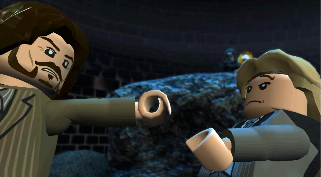 LEGO Harry Potter: Years 5–7 – spěšný návrat do Bradavic 49689