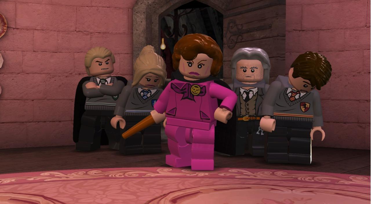 GC: Obrázky z LEGO Harry Potter: Years 5-7 49692