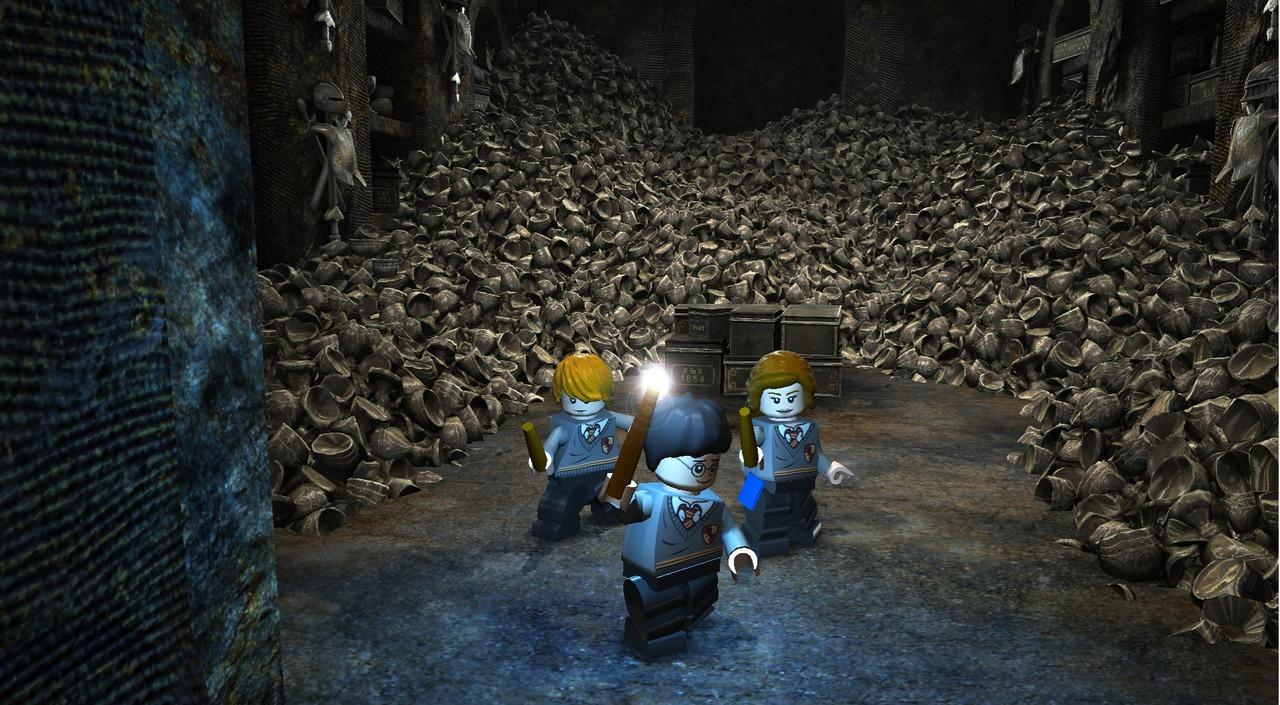 LEGO Harry Potter: Years 5–7 – spěšný návrat do Bradavic 49693