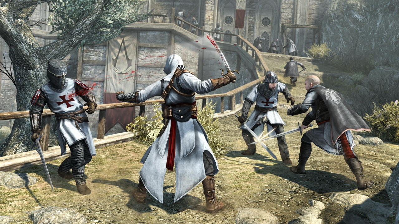 Assassin's Creed: Revelations - pohled na multiplayer 49700