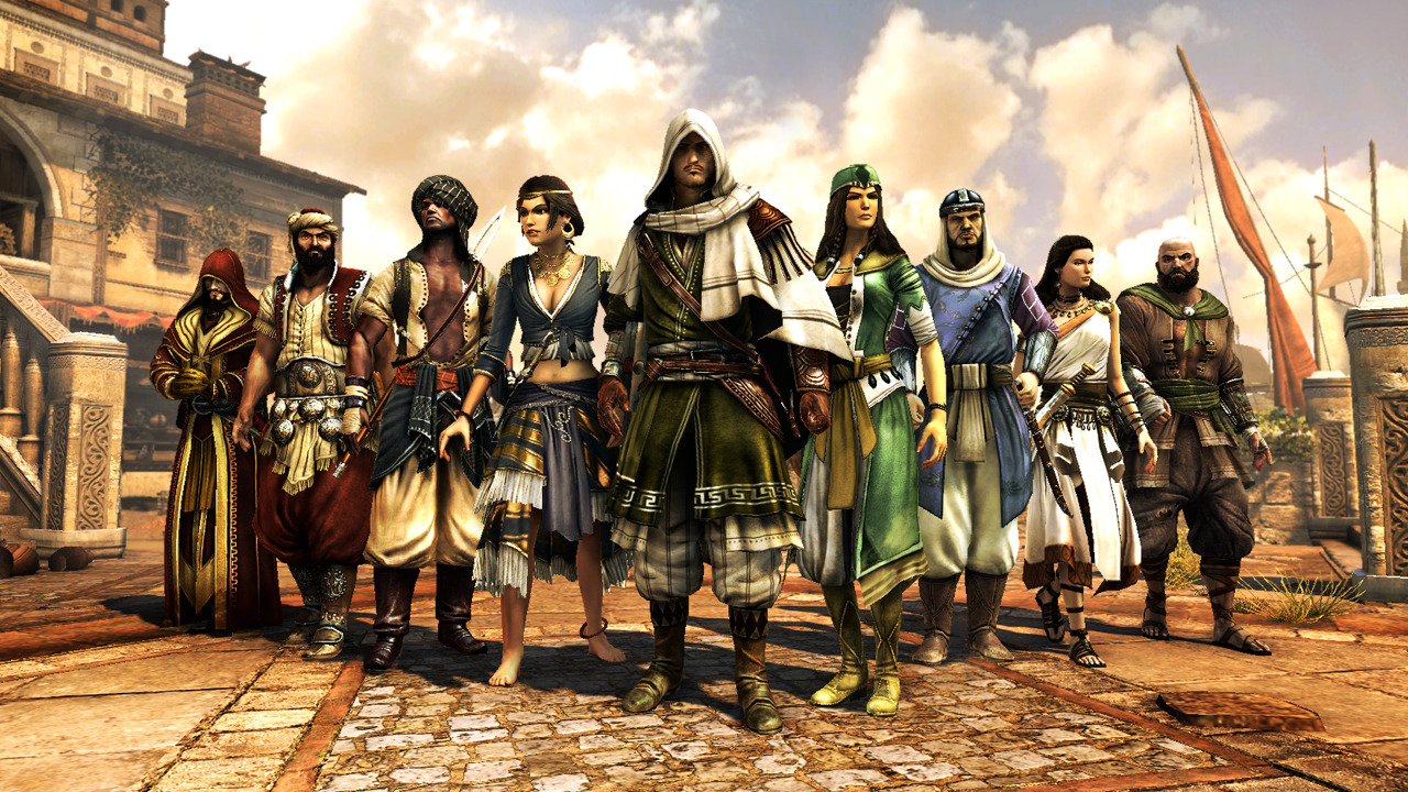 Assassin's Creed: Revelations - pohled na multiplayer 49701